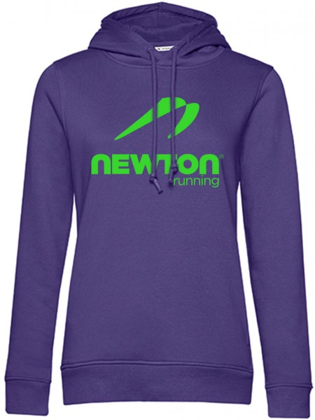 Hoodie Women Purple Green
